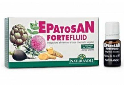 Naturando EPATOSAN FORTEFLUID