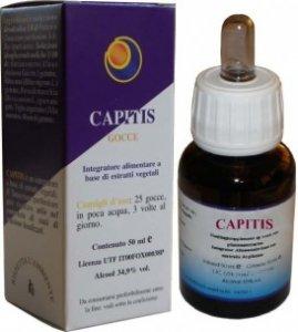 CAPITIS Composti Spagyrici