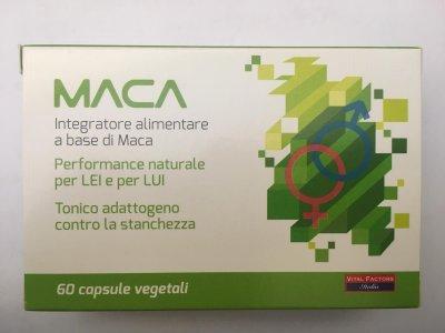 Maca Sport 60cps Farmaderbe