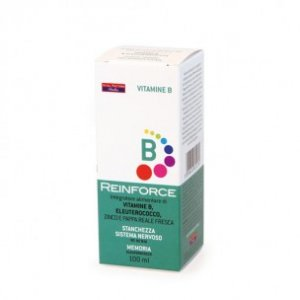 Reinforce Vitamina B 100ml Vital Factors