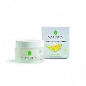 Crema Gel Viso Riequilibrante pelli Miste e Impure Acqua Unicellulare Nature's