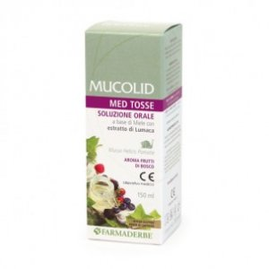 Mucolid 150ml Med Tosse CE Farmaderbe