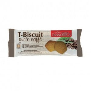T-Biscuit al gusto di caffè Tisanoreica