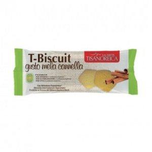 T-Biscuit al gusto di mela e cannella Tisanoreica