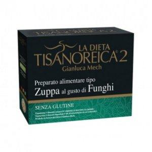 Zuppa al gusto di Funghi Tisanoreica