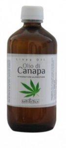 OLIO DI CANAPA NATURETICA