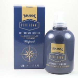 Detergente liquido Tonificante L'Amande