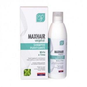 MaxHair Veg. Shampoo Purificante