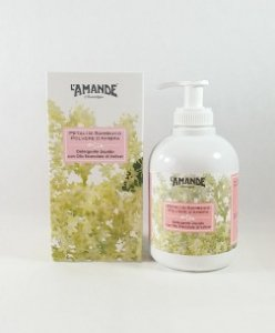 Detergente liquido Petali di Sambuco L'Amande