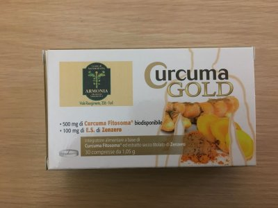 Curcuma Gold