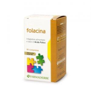 Folacina B 9 Acido Folico e antiossidanti