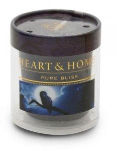 Candela di Soia Profumata - Twilight Heart & Home