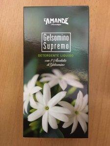 Detergente Liquido Gelsomino Supremo L'Amande