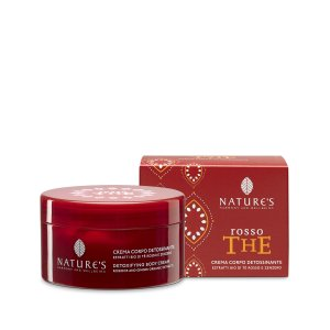 Crema Corpo Detossinante Rosso The Nature's