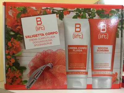 B lift valigetta Corpo Idea regalo