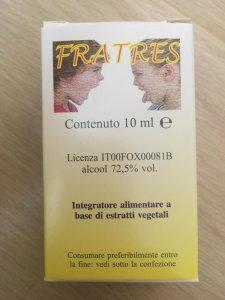 FRATRES GOCCE integratore alimentare per risolvere rivalità