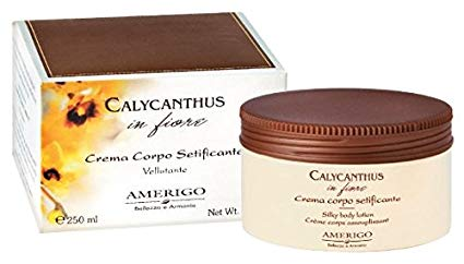 Crema corpo setificante Calycanthus Amerigo