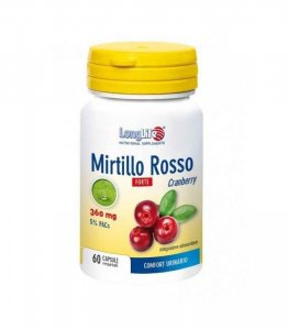 Longlife mirtillo rosso forte-cranberry