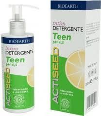 Detergente intimo Teen