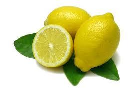 Idrolato di limone bio