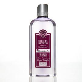 Doccia shampoo Uva reale Erbario Toscano