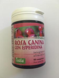Rosa canina con esperidina -vitamina c naturale
