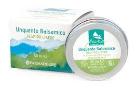Unguento balsamico oli essenziali Farmaderbe- ULTIMO PEZZO