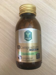 B compositum forte Armonia/selerbe