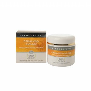 Crema viso antiage Verdesativa Bio