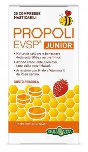 Propoli ( con vitamina C ) EVSP Junior  Erba Vita
