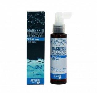 Magnesio superiore colloidale Spray Aessere 1000 ppm