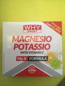 Magnesio potassio con vitamina c
