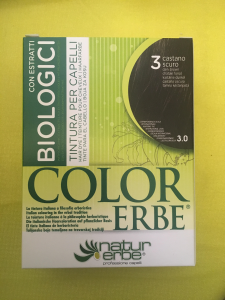 Color Erbe castano scuro3 Natur Erbe