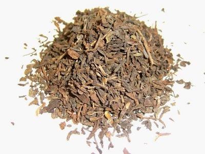Tè Pu Erh postfermentato in foglie