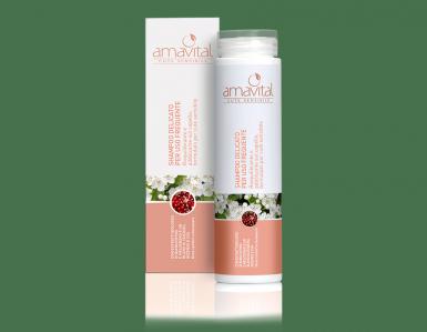 Shampoo Delicato per Uso Frequente Amavital