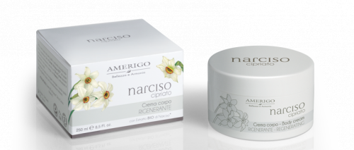 Crema corpo Rinerante Narciso Cipriato Amerigo