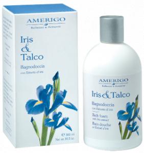 Bagnodoccia Iris e Talco Amerigo