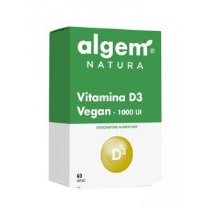 Vitamina D3 vegan Algem Natura
