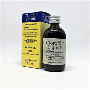 Clorofilla Clorofill Liquida Di Leo