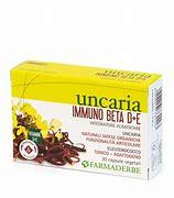 Uncaria immuno beta D+E