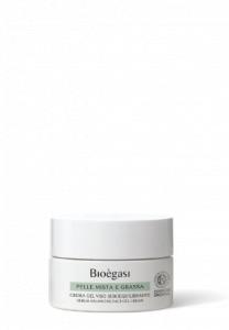 Crema gel viso seboequilibrante Bioegasi