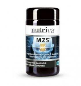 MZS melatonina Nutriva