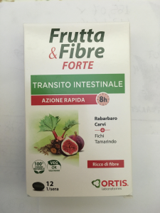 Frutta e fibre forte