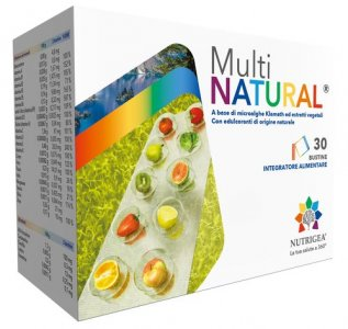 MultiNatural Nutrigea bustine