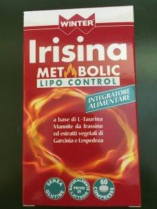 Irisina Metabolic Lipo control