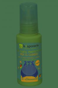 Bio pasta protettiva Le Albicoccole La Saponaria