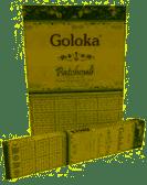 Incenso Patchouli Goloka