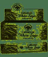 incenso white sage Goloka