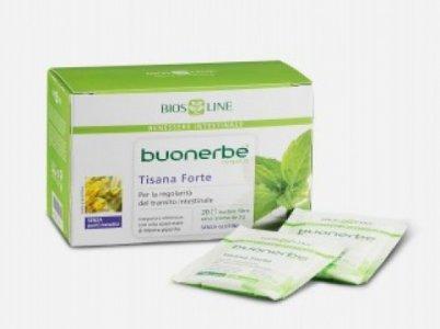Biosline Buonerbe Regola Forte Tisana