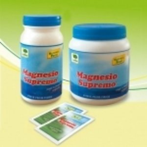 Natural Point  Magnesio Supremo solubile gusto naturale